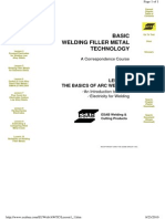1. the Basics of Arc Welding