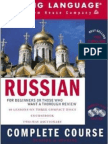 Russian Complete Course