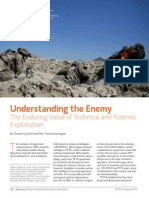 Understanding the Enemy The Enduring Value of Technical and Forensic Exploitation