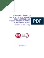 Informe sobre las retribuciones salariales del profesorado en los países europeos de nuestro entorno - Eurydice 2012-13.pdf
