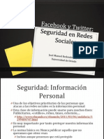 facebook y twitter - lalila1