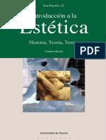 Introducción a la estética. Historia, teoría, textos (4a. ed.) - Plazaola, Juan.pdf