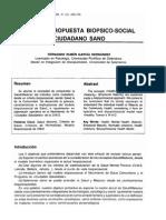 Biopsicosocial Salud Garcia F