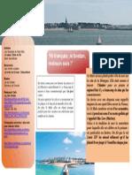 Brochure Touristique StMalo