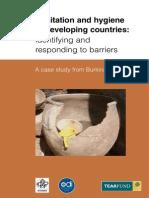 001. Sanitation and Hygiene Case Study Burkina F