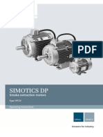 561080000xx018 Operating Instructions SIMOTICS DP en en-US