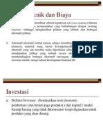 Analisa Teknik dan Biaya.pdf