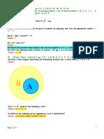 Moodle Fma1 Problems Complete