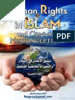 Human Rights in Islam & Common Misconceptio