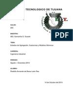 Estados de Agregación, Sustancias y Modelos Atómicos.docx