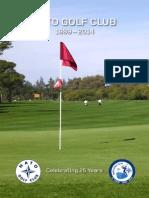 25 years - nato golf club