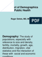 Detels Demographics