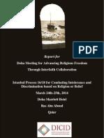Doha Meeting Report-libre