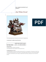 White Dwarf Rules 8th Ed. Feb 2014