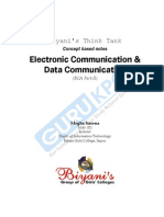 Electronic Communication & Data Communication