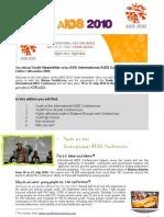 Vienna YouthForce Newsletter 1 English