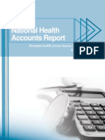 National Health Accounts Report 2014