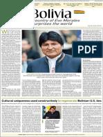 NY Times Bolivia Insert - 28Oct14