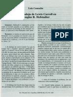 La paradoja de Lewis Carroll en Douglas R. Hofstadter..pdf