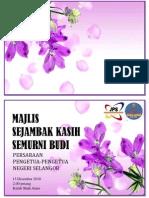Buku Program Pesaraan 2010