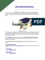 20 Situs Penyedia Informasi Beasiswa