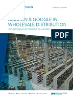 OW Amazon and Google in Wholesale Distribution