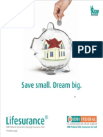 IDBI Federal Lifesurance Savings Insurance Plan