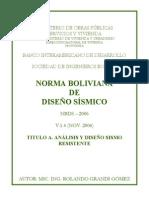 Norma Boliviana de diseño sismorresistente.pdf