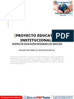PROYECTO EDUCATIVO INSTITUCIONAL CEIA SAN JAVIER 2014.pdf