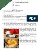 Kimchi Soft Tofu Stew (Soondubu Jjigae)