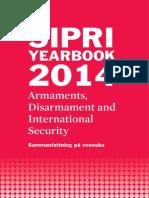 SIPRI Yearbook 2014, Sammanfattning på svenska