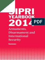SIPRI Yearbook 2014 Summary in English