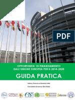 Guida Pratica Fondi 2014-2020 -2