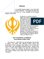 Sikhism Document