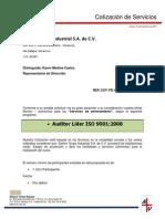 COTIZACION AUDITOR LIDER.pdf