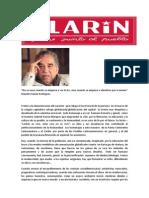 GABRIEL GARCIA MARQUEZ LATINOAMÉRICA UN ALFIL SIN ALBEDRÍO EL CLARÍN.docx