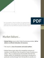 Market Failure 1
