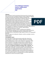 From Inner Speech to Dialogic Semiosis.docx