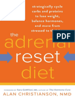 The Adrenal Reset Diet by Alan Christianson, NMD - Excerpt