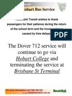 dover+service