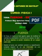 FUERZAS ESTATICA OPTA 2010 II.pptx