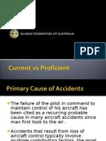 Current vs Proficient