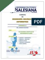 ECUACIONES DE MOVIMIENTO DE CINÉTICA PLANA (exposicion) (Autoguardado).docx