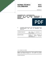 NTC4018 Escoria de alto horno.pdf