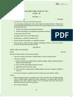 2015 Syllabus 11 English Core New
