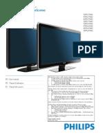 Phillips TV Manual