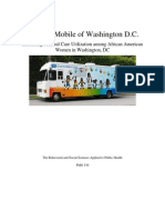 Increasing Prenatal Care Utilization among African American Women in Washington, DC