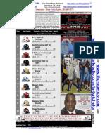 Dr. Cavil's 2014 HBCU Football Poll Rankings (10!27!2014) - WK 9