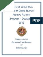 2013 Crime Report
