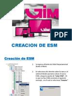 CREACION DE ESM.pptx